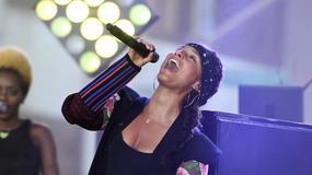 Alicia Keys śpiewa dla królowej Katwe