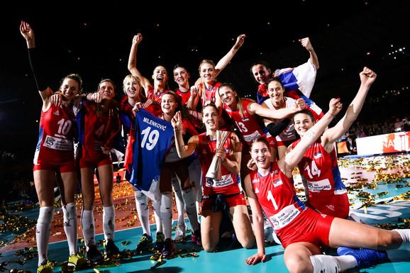 Slavlje novih šampionki sveta