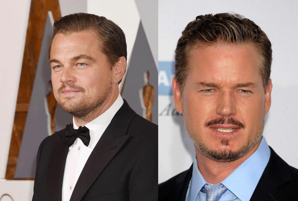Leonardo DiCaprio i Eric Dane