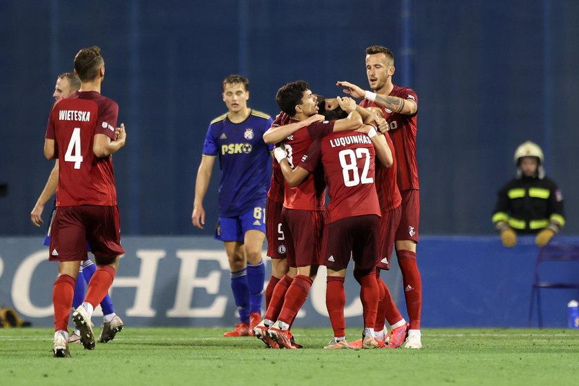 Rozmowy w sprawie przełożenia spotkania ligowego trwały od jakiegoś czasu, ale wszyscy czekali na wynik w Zagrzebiu.