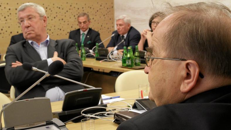 O. Tadeusz Rydzyk i Jan Dworak
