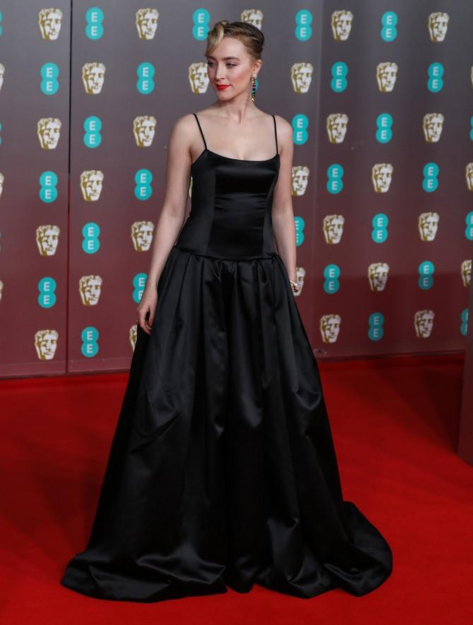 Serše Rohan na BAFTA nagradama