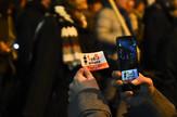Novi Sad724 pocetak protesta jedan od pet miliona foto Nenad Mihajlovic