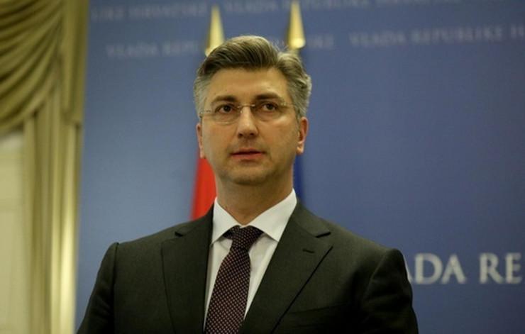 Andrej Plenković Anadolija