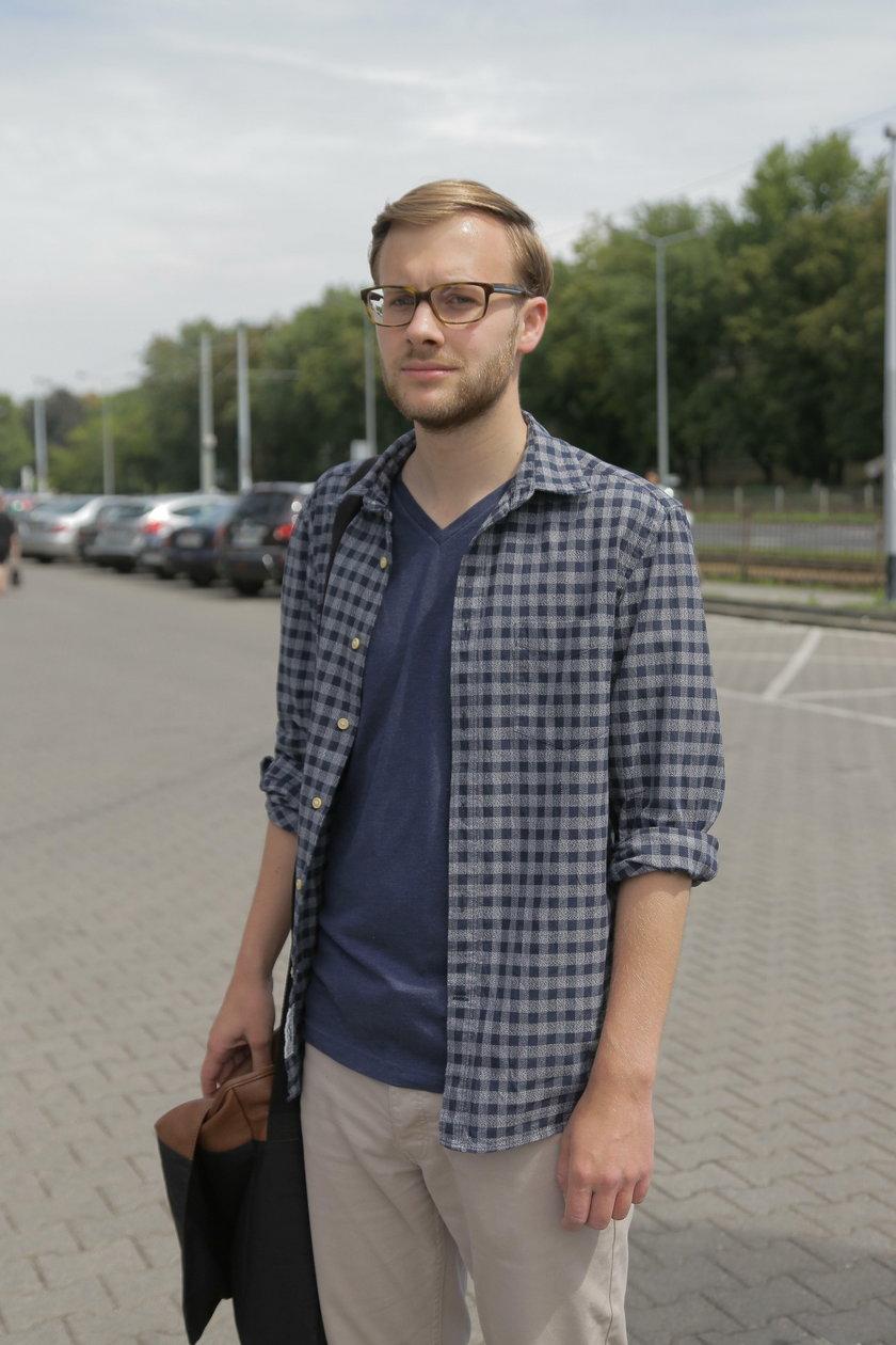 Marcin Wojtera z WRO