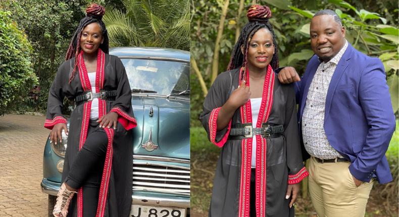 Gospel Singer Eunice Kemunto teams up with top worship singer Ali Mukhwana for new song #KIU