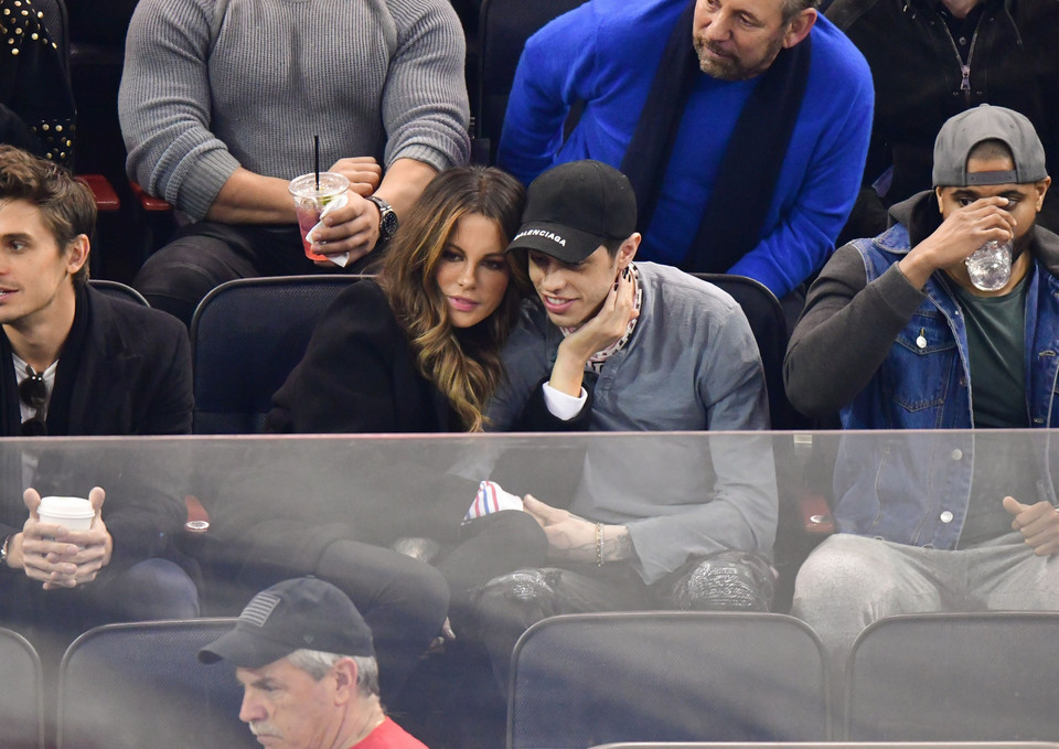 Kate Beckinsale i Pete Davidson
