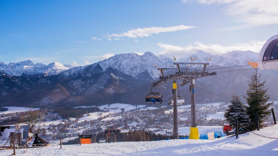 """""""Chcemy na stok"""". Coraz więcej internautów popiera akcję właścicieli stacji narciarskich"""