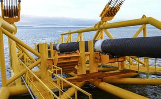 Ławrow: Budowa Nord Stream 2 przebiega zgodnie z planem