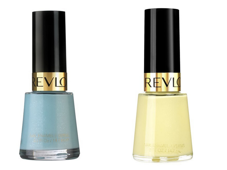 Wiosenny manicure od Revlon