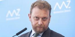 Łukasz Szumowski zgłosił się na przesłuchanie