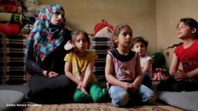 Aya, Omran i ponad 8 mln innych dzieci. Symbole wojny