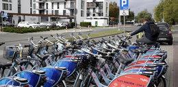 Firmie od Mevo grozi bankructwo! Co dalej z miejskimi rowerami?
