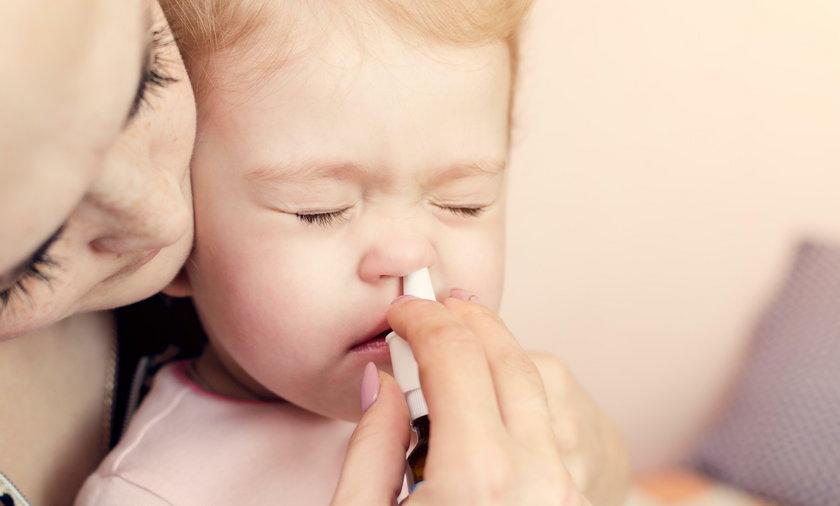 Spray'e na katar mogą powodować przykre skutki uboczne