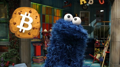 We spoke to Cookie Monster about bitcoin, cookies, and self-regulation