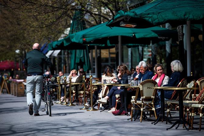 Šveđani ipak daleko od kolektivnog imuniteta?