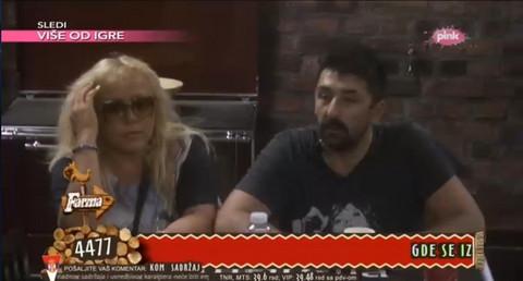 Zorica poslala Balerinu i Gavrilovića u štalu