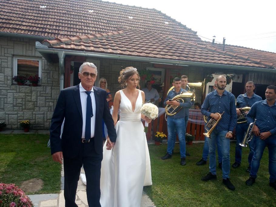 Milojko Božić i Milijana Bogdanović