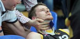 Koszykarz padł nieprzytomny w Zielonej Górze