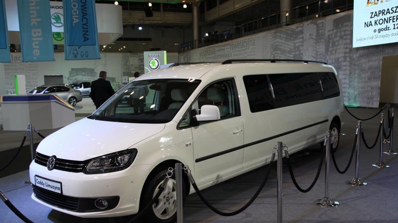 Volkswagen Caddy Limuzyna (Motor Show 2013)