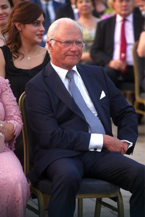 Švedski kralj Karl Gustav