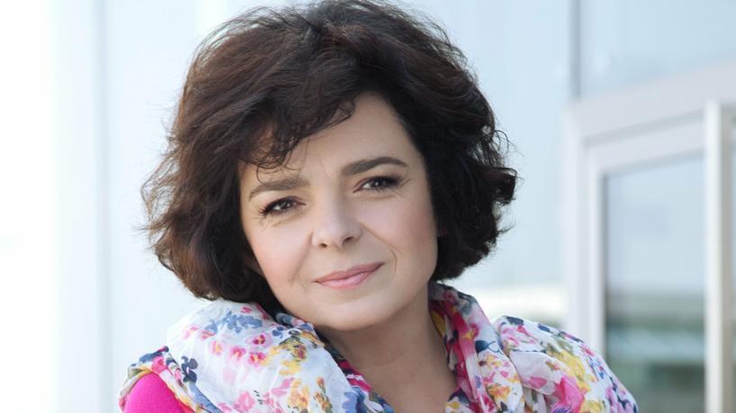 Katarzyna Grochola, fot. A. Golec