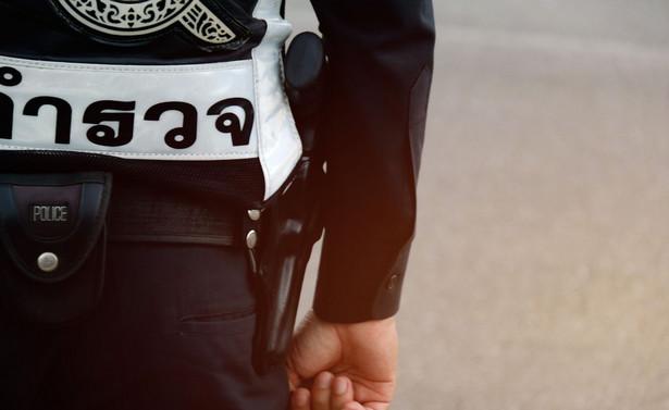 Choć Tajlandia należy do najbardziej uzbrojonych krajów świata, to bardzo rzadko dochodzi tam do takich incydentów