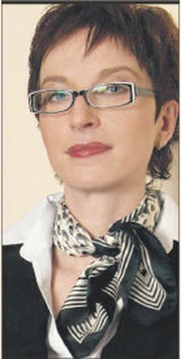 Urszula Młynarczyk, radca prawny w kancelarii prawniczej Rachelski i Wspólnicy