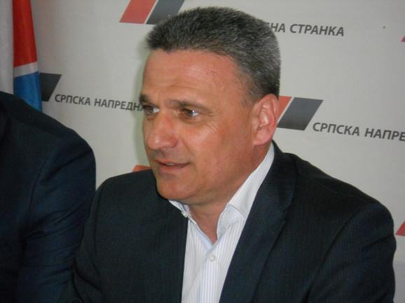 Miilun Todorović, gradonačelnik Čačka