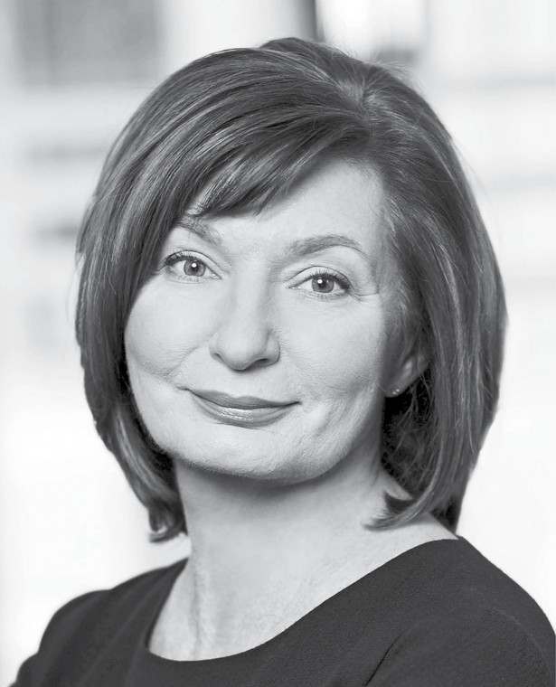 Małgorzata Militz doradca podatkowy z GWW Ladziński, Cmoch i Wspólnicy
