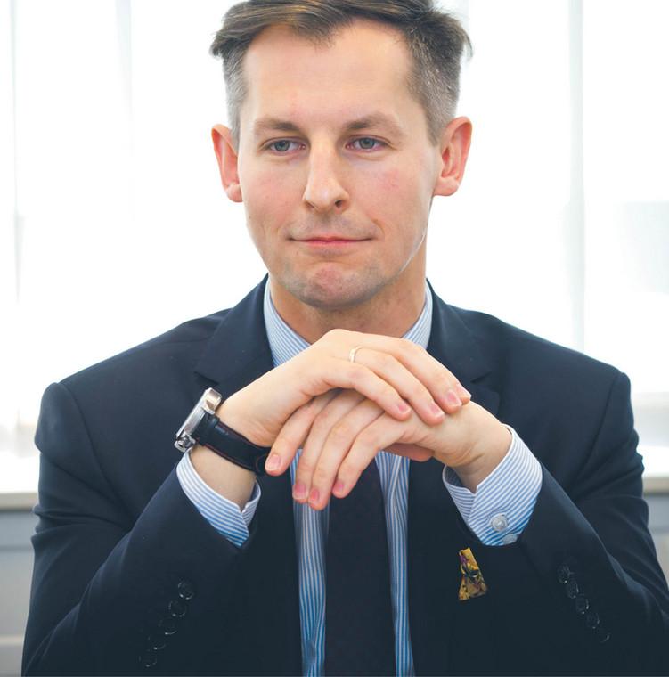 Tomasz Chróstny Ministerstwo Przedsiębiorczości i Technologii