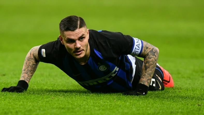Argentine forward Mauro Icardi has not played for Inter Milan for over a month amid a contract dispute.