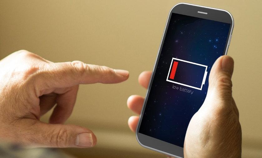 Jak oszczędzać baterię w smartfonie