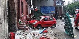 Zobacz, co zrobił ten pijany kierowca!