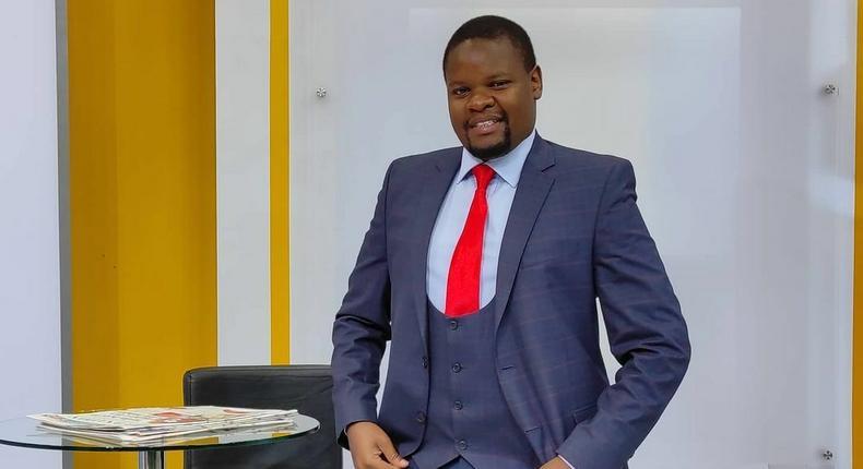 K24's Paul Mung'ala Mbuvi