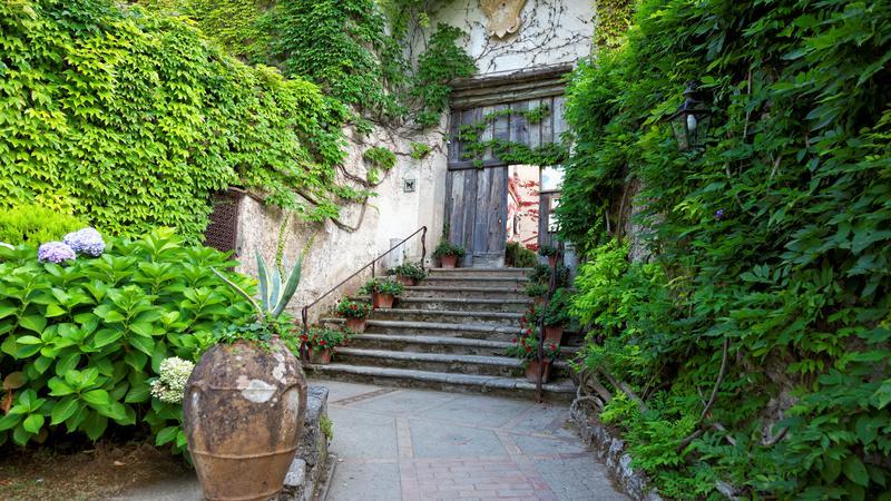 Villa San Michele, Capri