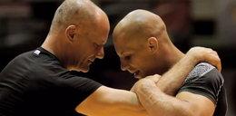 Janikowski trenował ze znanym aktorem. Zobacz z kim!