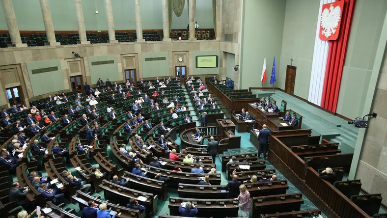 Środowe obrady Sejmu