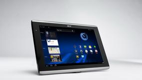 Tablet ICONIA z Androidem 3.0