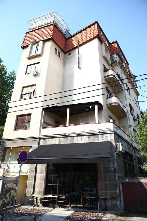 Zgrada u Ulici Petra Kočića 12