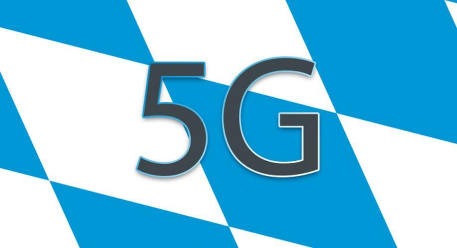 LTE: Huawei startet 5G-Tests im Freistaat Bayern