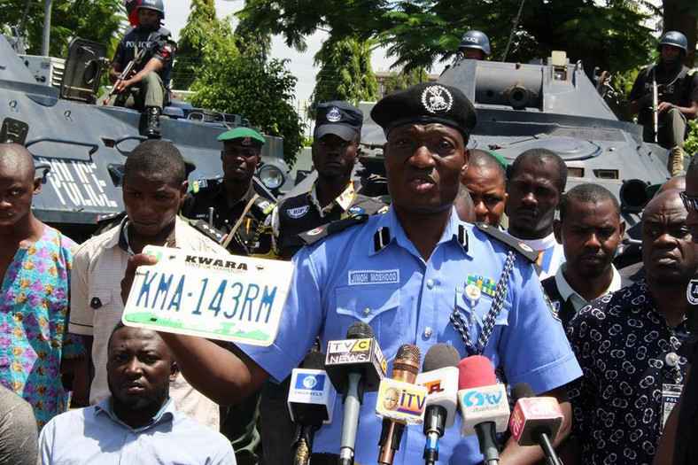 Police explains why Senate President, Saraki was summoned