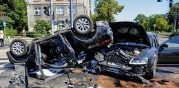 Koszmarny wypadek w Warszawie. Wśród rannych są dzieci