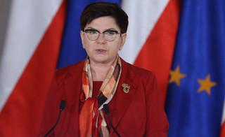 Premier: Musimy mieć większe ambicje niż dryf z głównym nurtem polityki europejskiej