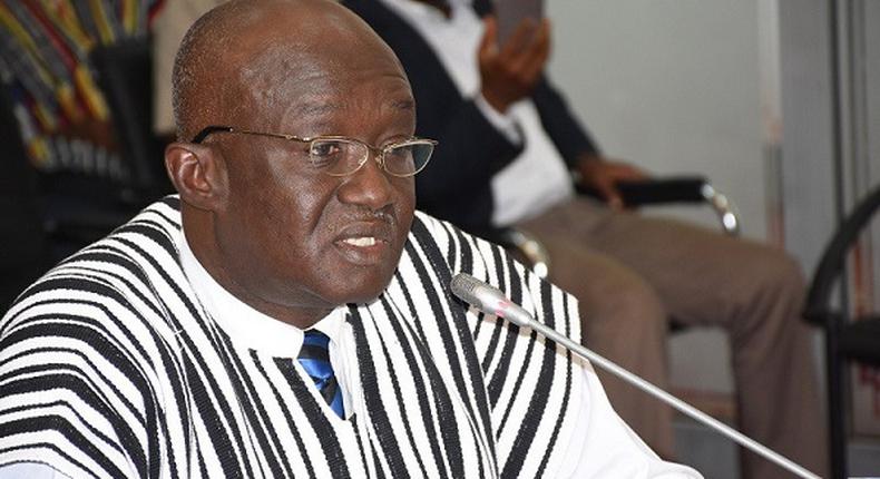 Joseph Kofi Adda, Ghana's aviation Minister