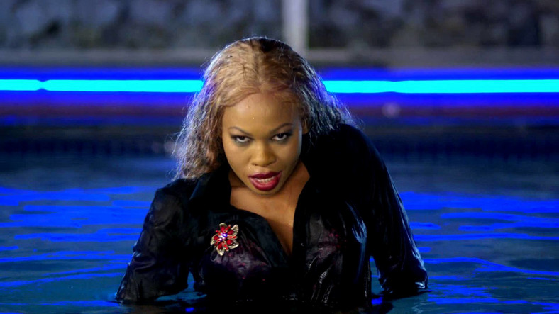 Goldie in one of her music videos [NollywoodGist]