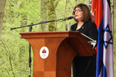 Jasenovac Maja Gojkovic01_TANJUG_foto tanjug kabinet predsednika narodne skupstine srbije