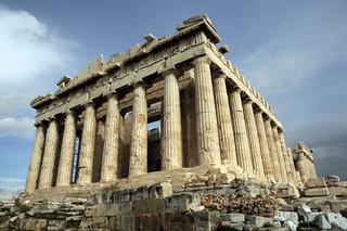 Ateny ponownie zatrzęsły rynkami