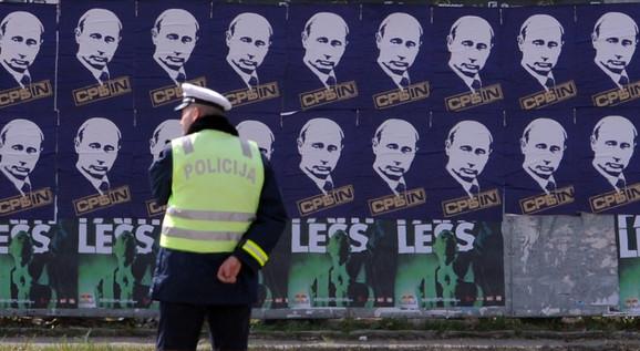 Danas na ulicama Beograda