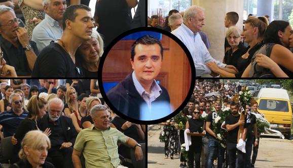 Igor Bulat sahrana